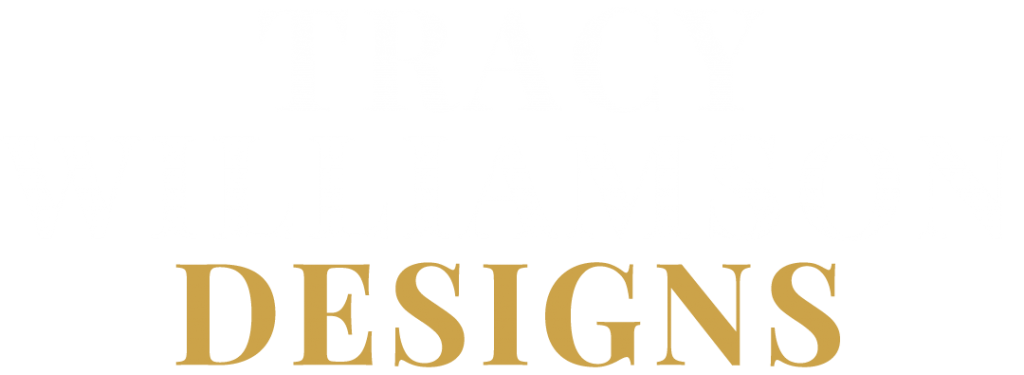 Logo: Tracy Williamson Design for Weddings & Events