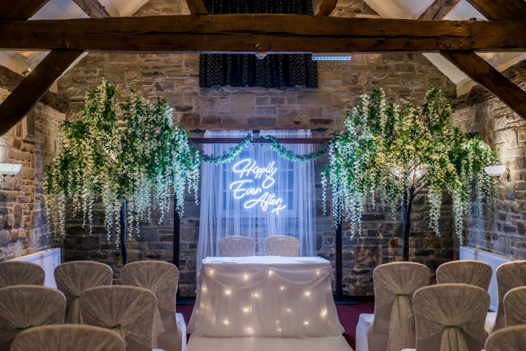 Neon Lights Supplied by Tracy Williamson Design