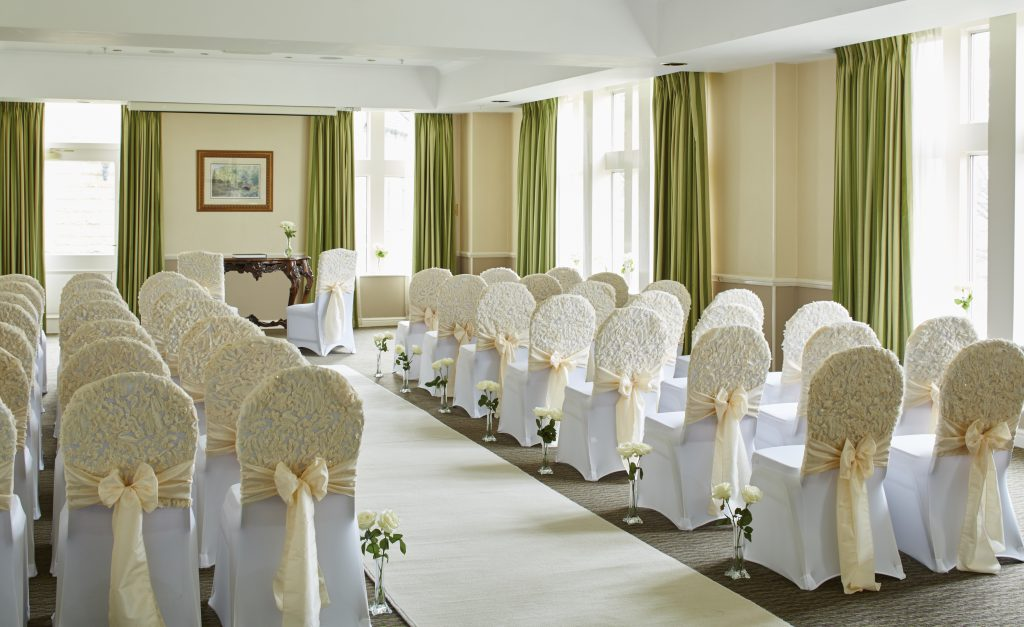 Chair Covers and Sashes from Tracy Williamson Design
