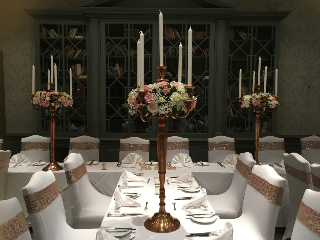 Private event styling by Tracy Williamson Design