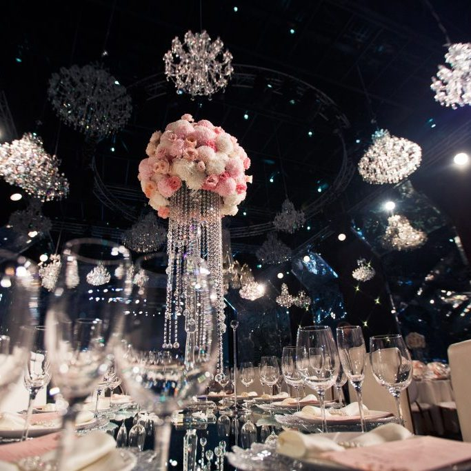 Image of venue styling